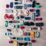 Tijd besparen door anders met sokken om te gaan